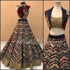 indian fashion -- Click Visit link above to see Indian Gowns, Indian Attire, Lehenga Designs, Saree Blouse Designs, Lehnga Dress, Lehenga Choli, Bollywood Lehenga, Indian Bollywood, Indian Wedding Outfits