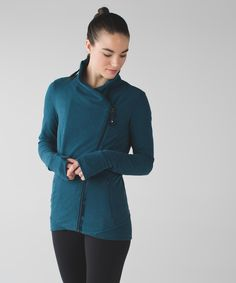 7ee2a2f6e8b4d Lululemon Turn Jacket  This jacket was designed with two zip closures so  you can find