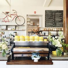 Part creperie and part coffeehouse, Tandem in Travelers Rest, SC proves that together truly is best.  Photo by Lauren Foster // yeahTHATgreenville