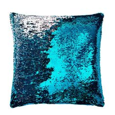 Find a great selection of Aviva Stanoff Design toss pillows at NFM! Shop for great deals on Aviva Stanoff Design toss pillows and other home decor products. Sequin Pillow, Sequin Fabric, Mermaid Pillow, Welcome To My House, Mermaid Sequin, Made To Measure Curtains, Nebraska Furniture Mart, How To Make Pillows, Home