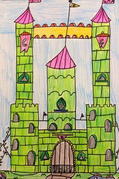 Fourth Grade Castles