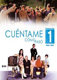 Cuéntame cómo pasó (2001-    ) España - DVD SERIES 90