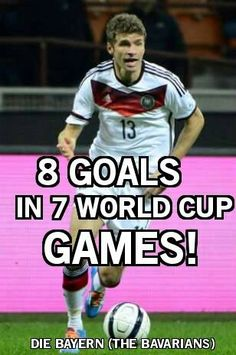 He can have the scoring title after Klose gets it first!