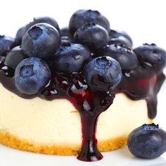 Easy no bake mini cheesecake desserts. Easy No Bake Blueberry Mini Cheesecakes Recipe from Grandmothers Kitchen.