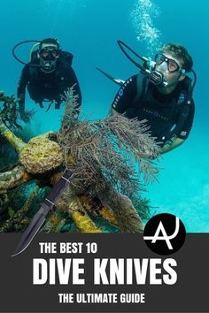 Best dive knife reviews: Find out what's the best diving knife for your preferences and budget with this easy to read analysis of the 10 best dive knives models in the market.