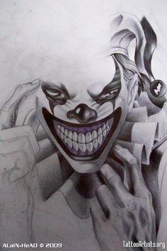 evil mask tattoos - Google Search