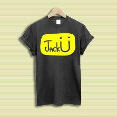 JACK U SKRILLEX DIPLO EDM music tumblr fashion shirt tshirt clothing dubstep dj…