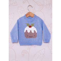 Sweater Knitting Patterns, Intarsia Knitting, Jumper Patterns, Christmas Knitting Patterns, Knitting Charts, Christmas Jumper Day, Knitted Christmas Jumpers, Christmas Sweaters, Paintbox Yarn