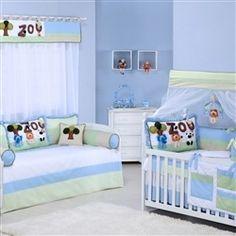 Quarto para Bebê Zoológico