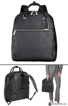 Tumi Small Travel Backpack Purse | Discover more womens bags for work and travel at backpackies.com