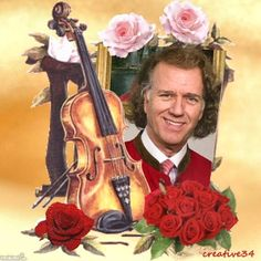 Andre Rieu Wallpapers by Alyse
