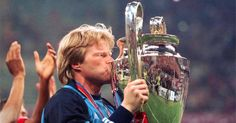 Happy Birthday, Oliver Kahn! Oliver Rolf Kahn (June 15, 1969) is a former goalkeeper of Germany Football Team - Die Mannschaft. He is often regarded as one of the greatest goalkeepers of all time. His commanding presence in goal and aggressive style earned him nicknames such as Der Titan (The Titan). From 1994 to 2006, Kahn was part of the German national team, and was one of the most successful German players in recent times. He was in the German squad that won the 1996 UEFA European…
