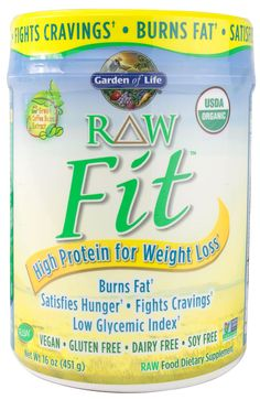 Garden of Life RAW Fit™ Organic Protein