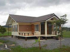 Rekabentuk Rumah Kampung Yg Cantik,Menarik,Tenang dan Murah