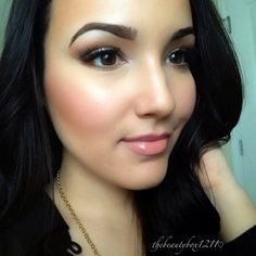 Makeup-YSL #1 lipstick   Glamourous but understated makeup look. Flawless skin