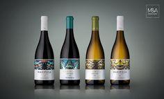 Quinta da Mariposa Takes Flight — The Dieline - Branding & Packaging Design