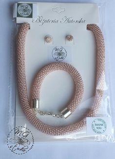 Kup mój przedmiot na #vintedpl http://www.vinted.pl/akcesoria/bizuteria/12551937-komplet-bizuterii-hand-made