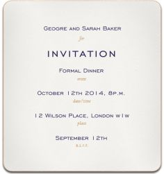 23 best formal classic invitations images on pinterest formal