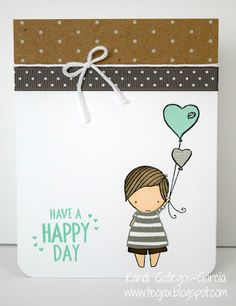 teojax: Have a Happy Day! card, Rustic Home card, D1711 True Love, Operation Smile, Sea Glass, CTMH, Close to My Heart