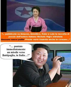 ... nel frattempo, in Corea del Nord...