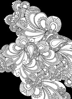 creative designs coloring pages | 1000+ images about Coloring on Pinterest | Dover ...