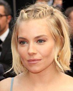 Kısa Saçlar İçin Örgü Modelleri Hair Braids for Short Hair #braids #shorthair