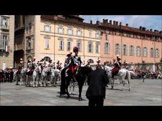 Esibizione di Fanfare in Piazza Castello - Bicentenario Arma Carabinieri...