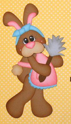 Dust Bunny - cute
