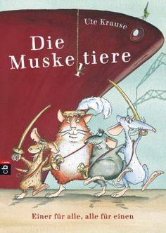 Picandou Camembert Saint-Albray führt ein behagliches Leben unter der Kellertreppe eines Feinkostladens. Bis er ein Gespräch belauscht, in dem von der Schließung des Ladens die Rede ist. Gemeinsam mit der Ratte, die glaubt eine Maus zu sein und einer Kneipenmaus, die aus ihrem Heim vertrieben wurde, will er den Laden retten. Ute Krause erzählt eine humorvolle, spannende Geschichte, in der die Kleinen ganz Großes vollbringen. Ute Krause, Die Muskeltiere. Einer für alle, alle für einen. cbj…