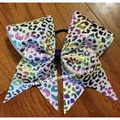 To order go to Cheerbowsandbeyond@yahoo.com. Follow us on Instagram and Facebook at Cheerbowsandbeyond.