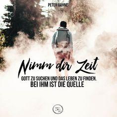 #impuls#zitat#peterhahne#zeit#gott#suchen#quelle
