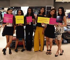 Who will be our next cover star? Who will slay on the runway tonight? Stay tuned for live updates @reliancetrends @ponds_india @jeanclaudebiguineindia @aldo_shoes @nakshatraworld #GraziaCoverGirlHunt2017  via GRAZIA INDIA MAGAZINE OFFICIAL INSTAGRAM - Fashion Campaigns  Haute Couture  Advertising  Editorial Photography  Magazine Cover Designs  Supermodels  Runway Models