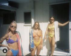 Girls Characters, Island Life, Wavy Hair, Bikinis, Swimwear, Curves, Film, Bliss, Summer