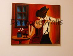 Passion of Love by DecorousWalls on Etsy