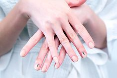 Show off your sparkly ring with the help of these manicure trends.