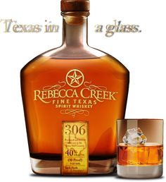 Have a glass of Rebecca Creek Texas whiskey to get your in the Houston Rodeo spirit. Available in our Lobby lounge