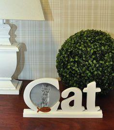 Lemmikit - Kehys Cat - Hyvän Tuulen Puoti, tarjouksessa 4,90 !!