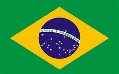 John Malathronas decodes the Brazilian flag as Rio takes hold of the Olympic flame.