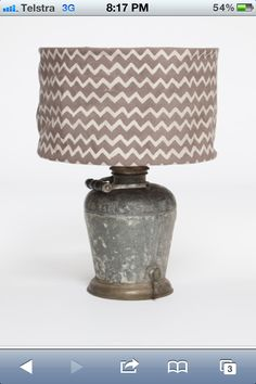 Walter G - to die for lamps!!