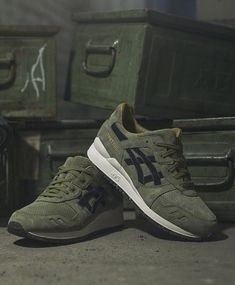 Footpatrol x Asics Tiger Gel Lyte III 'Squad' 25th Anniversary Preview