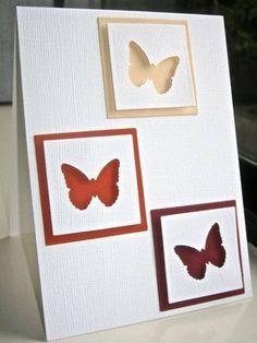 Negative MS Butterflies