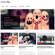FashionBlog WordPress Theme by MyThemeShop | Best WordPress Themes 2013