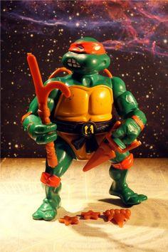TMNT Vintage - Michelangelo