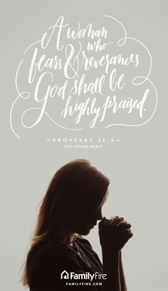 Proverbs 31:3  Inspiring Scripture Quotes