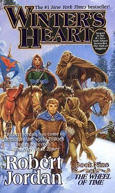 Winter's Heart is the ninth book of the Wheel of Time fantasy series written by Robert Jordan. It was published by Tor Books and released on November 7, 2000. http://www.ask.com/wiki/Winter%27s_Heart?qsrc=3044