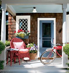 Perfect porch-even h