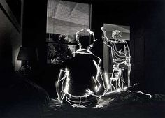 David Lebe  Provincetown,1980.