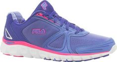 Fila Women's Memory Solidarity-W Running Shoe, Royal Blue/Wedgewood/Pink Glow, 8 M US - Brought to you by Avarsha.com