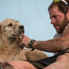 Mikail Lindnord, il capoteam, prima di tornare in Svezia ha deciso di adottare Arthur di aprire una Fondazione per i randagi