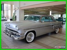 1954 Ford Crestline Maintenance/restoration of old/vintage vehicles: the material for new cogs/casters/gears/pads could be cast polyamide which I (Cast polyamide) can produce. My contact: tatjana.alic@windowslive.com
